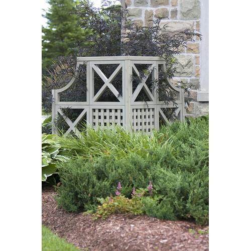 Yardistry Corner Garden Screen