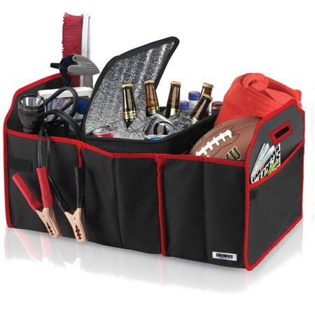 Automobile Car Trunk Back Seat Easy Access Neat Food And Belongings Organizer