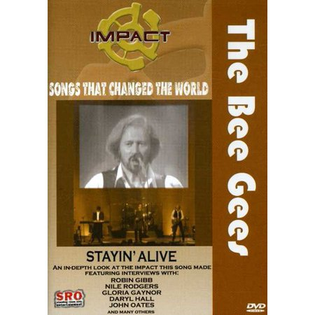 Bee Gees: Stayin Alive (DVD)