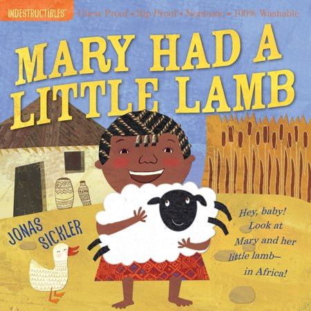 Indestructibles: Mary Had a Little Lamb - -