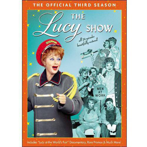 The Lucy Show: The Official Third Season (Full Frame)