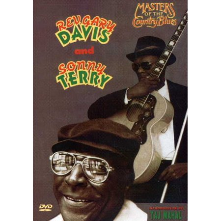 Rev  Gary Davis And Sonny Terry