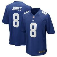 Daniel Jones New York Giants Nike Youth Game Jersey - Royal