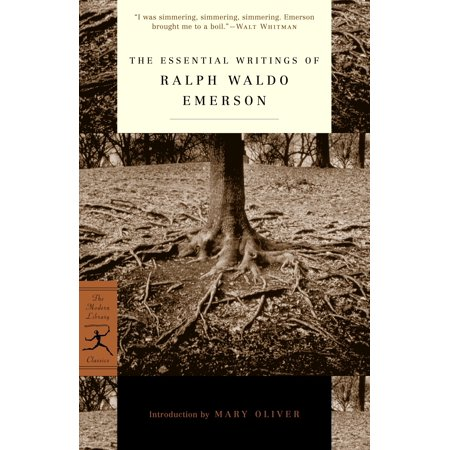 The Essential Writings of Ralph Waldo Emerson - Wario Girl