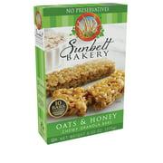 Sunbelt Bakery Oats & Honey Chewy Granola Bars 10 ct 9.50 oz