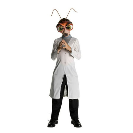 Boy's Dr. Cockroach Halloween Costume - Monsters vs.