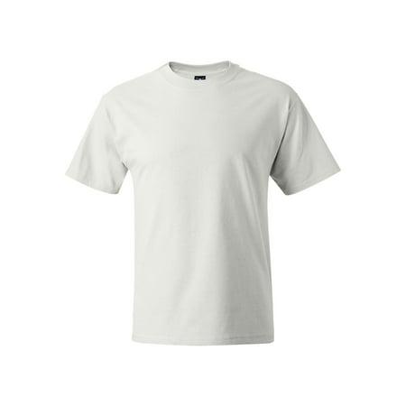 Hanes T-Shirts Ringspun Cotton Beefy-T 5180 - Gold Foil Skirt