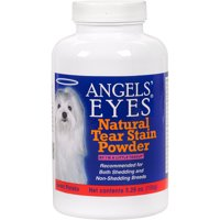 Angel's Eyes Natural Tear Stain Eliminator Remover, Vegetarian Recipe with Sweet Potato, 150g