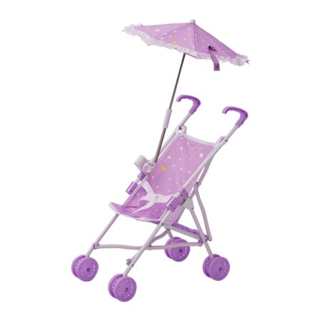 Olivia S Little World Baby Doll Stroller With Parasol