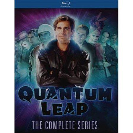 Quantum Solar Series - Quantum Leap: The Complete Series (Blu-ray)