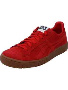 Asics Tiger Men's Gel-Ptg Classic Red / Ankle-High Leather Sneaker - 8M