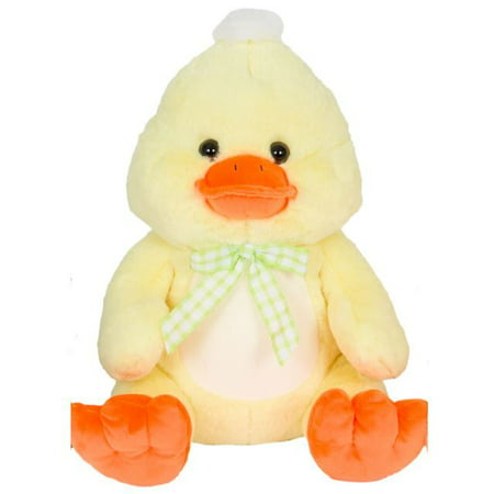 - Kellytoy Easter 14 inch Sitting Animals Duck Plush