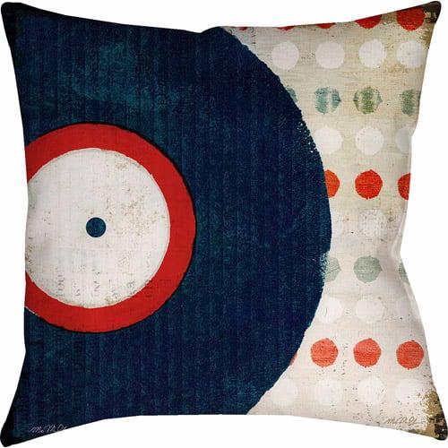 IDG British Invasion Pillow