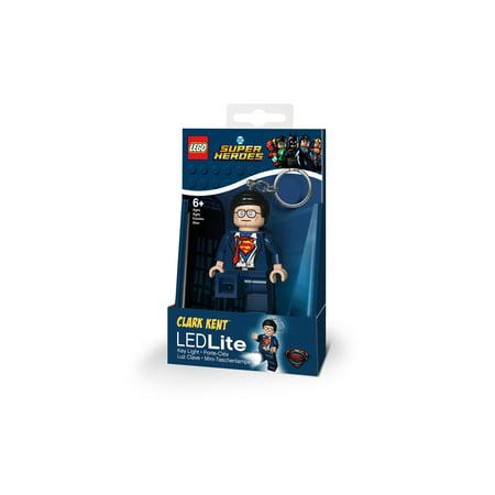 LEGO DC Super Heroes Clark Kent Key Light - Clark Kent Wig