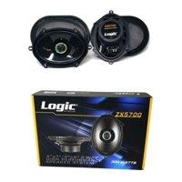 "5 x 7"" 300W 2 way Coaxial Speakers Adjustable tweeters Car Audio ZX5700"