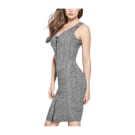 Guess Sweater Dress (GUESS Womens Zip-Front Sweater Dress )