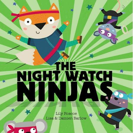 The Night Watch Ninjas - (Night's Watch Costume Uk)