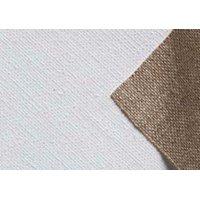 "Claessens Double Universal Primed Linen Roll #109 - Medium Texture 82"""" x 6 Yards"