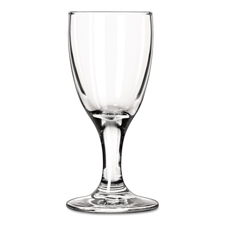 Embassy Brandy Glasses, Sherry Glass, 3 oz, Clear, 12/Carton