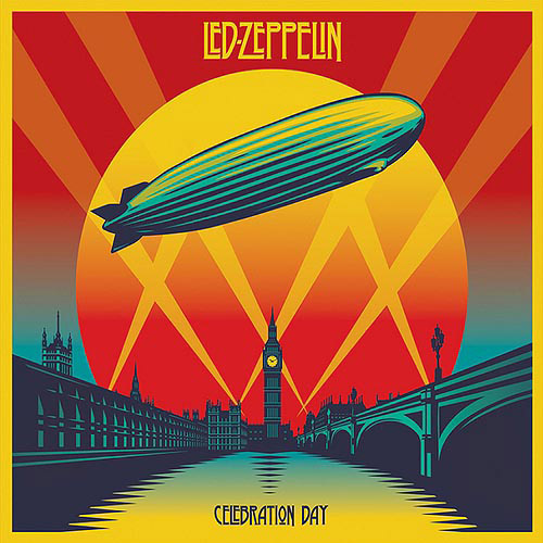Celebration Day (Deluxe Edition) (2CD + Blu-Ray + DVD)