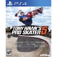 Tony Hawk Pro Skater 5, Activision, PlayStation 4, 047875770669