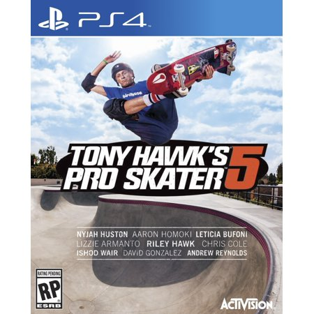 Tony Hawk Pro Skater 5, Activision, PlayStation 4,
