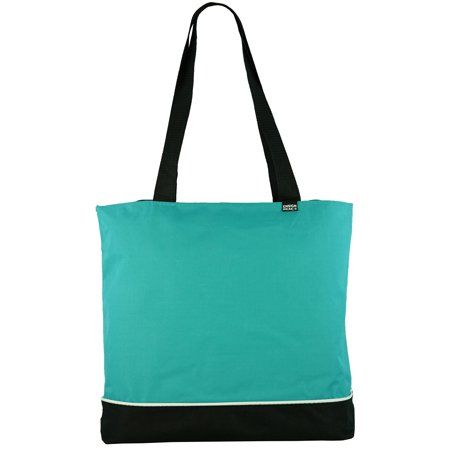 Ensign Peak Zipper Shoulder - Mesh Tote Bag