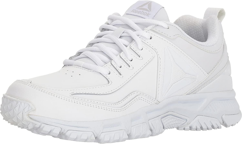Reebok Men's Ridgerider Leather, White