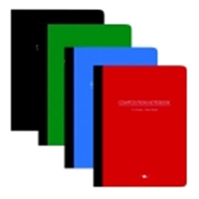 Roaring Spring Poly Cover Composition Book - Assorted Color