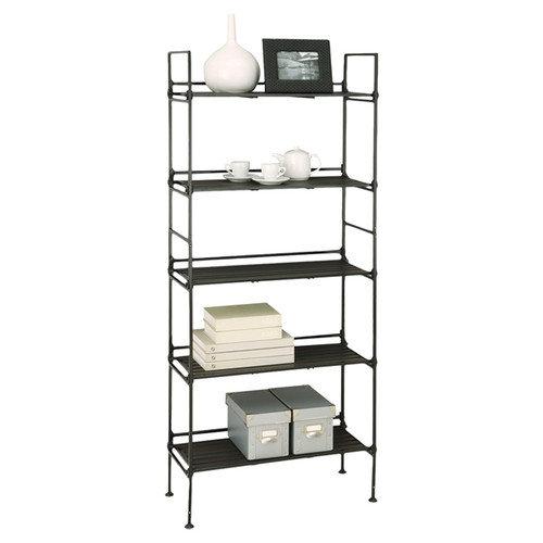 Organize It All 97205W-1 5 Tier Shelf