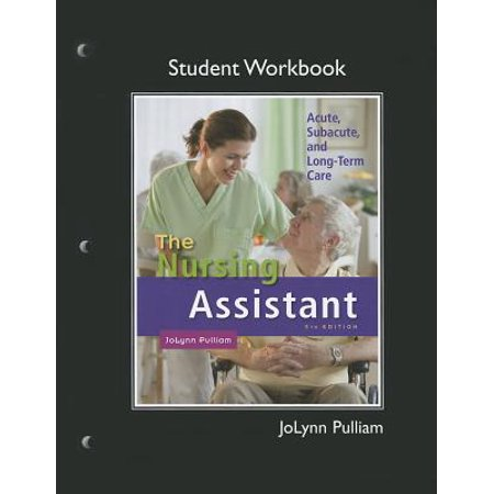 The Workbook (Student Activity Guide) for Nursing - Nursing Home Activities For Halloween