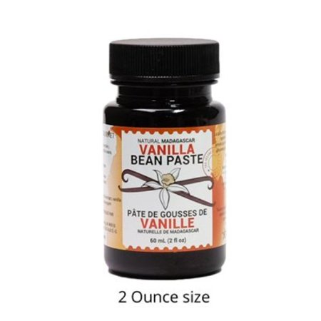 Madagascar Vanilla Bean Paste - 2 - Whole Vanilla Beans