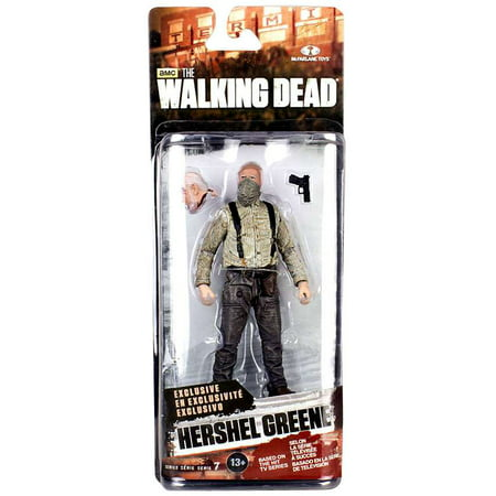 McFarlane Walking Dead Series 7 hershel Greene Action Figure](The Walking Dead Hershel)