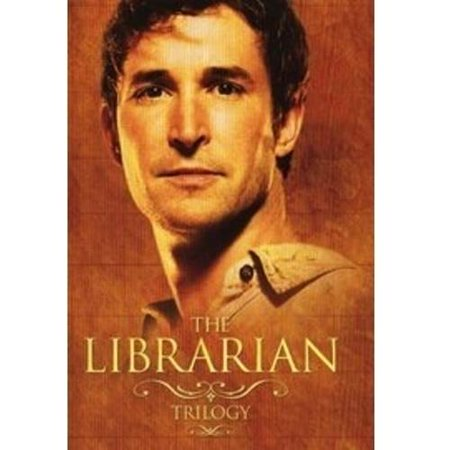 The Librarian Collection: The Librarian: Quest For The Spear / The Librarian: Return To King Solomon's Mines / The Librarian: Curse Of The Judas Chalice