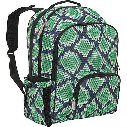Wildkin Snake Skin Macropak Backpack