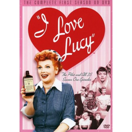 I Love Lucy: The Complete First Season Giftset (Gift Set)