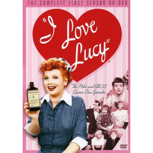 I LOVE LUCY:COMPLETE FIRST SEASON