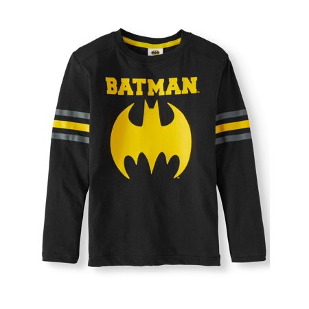 Batman Long Sleeve Graphic Tee (Little Boys & Big Boys)