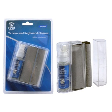 PYLE PCL103 - LCD Screen & Cleaning Eraser Cleaning Kit ()