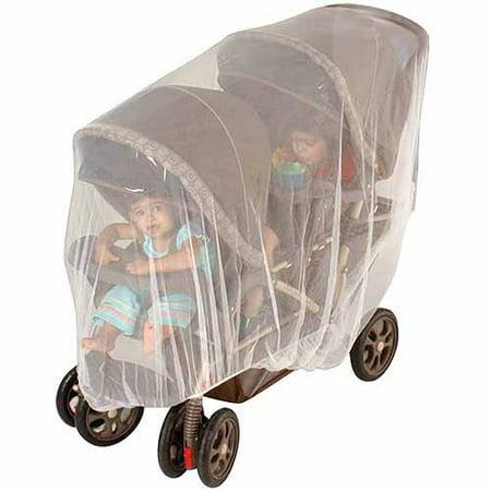 Jeep Double Stroller Netting - Walmart.com