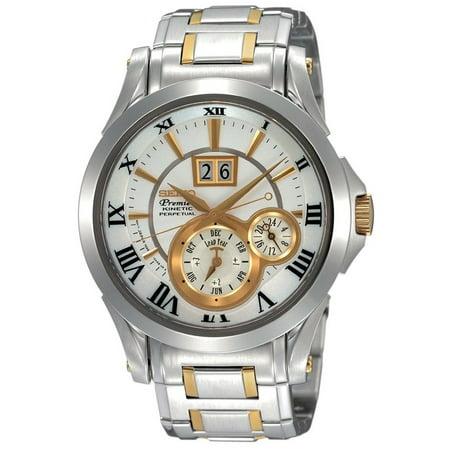 Men's SNP022P1 Premier Silver Watch
