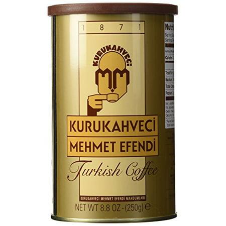 Turkish Coffee - Net Wt. 8.8 oz