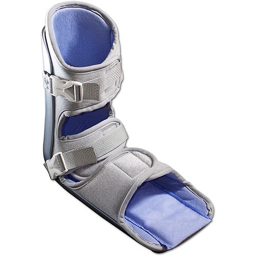 Nice Stretch 90 w/ice Plantar Fasciitis Night Splint Men, 5, 10 ; Women 6, 9, Gray