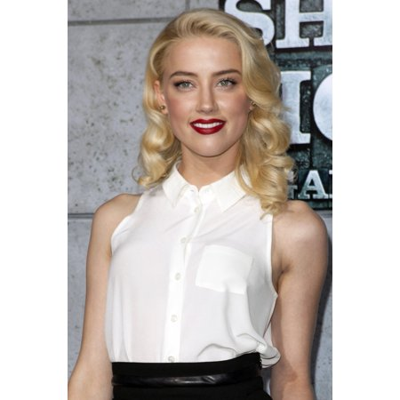 Amber Heard At Arrivals For Sherlock Holmes A Game Of Shadows Premiere Village Theatre In Westwood Los Angeles Ca December 6 2011 Photo By Emiley SchweichEverett Collection Celebrity - Amber Heard Halloween