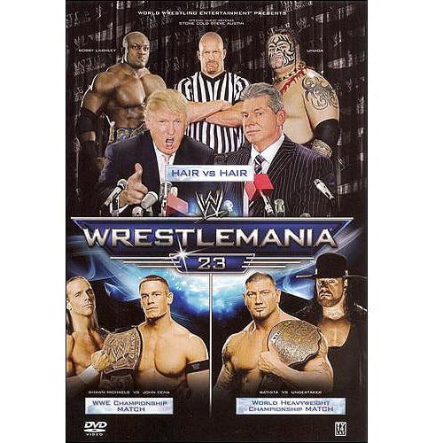 WWE: Wrestlemania XXIII