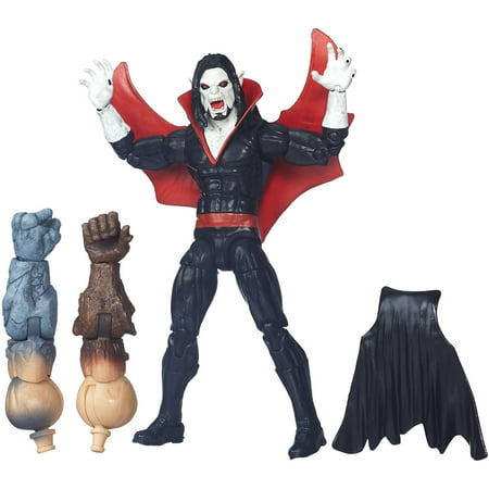 - Marvel Legends Series Villains of the Night: Morbius
