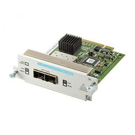 Hewlett Packard Enterprise 2920 10GbE 2 ports + Module Sfp - image 1 de 1