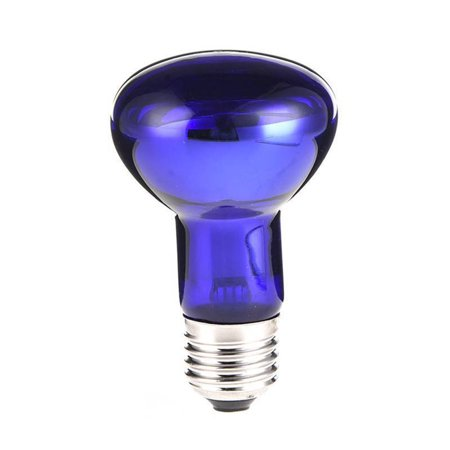 Fluorescent Reptile Heat Basking Lamp Light Bulb for Vivarium Terrarium UV Tube As shown 75W