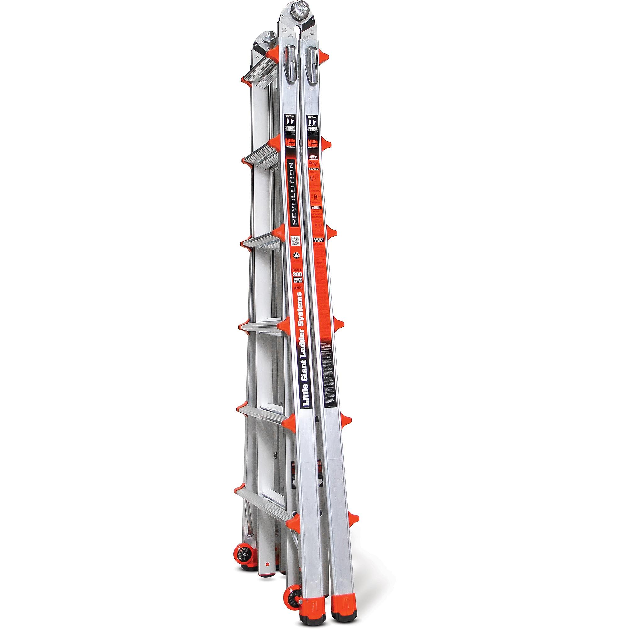 Little Giant Ladder Systems Revolution Type 1A Model 26 Ladder by Wing Enterprises, Inc.