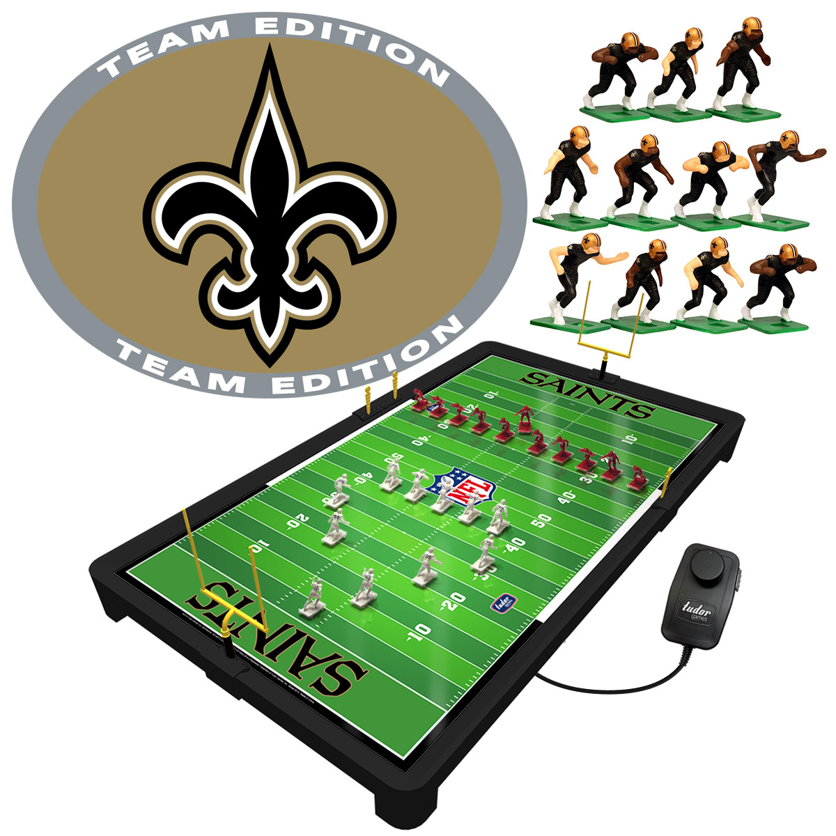 New Orleans Saints NFL Electric Football Game